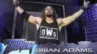 Thunder - Brian Adams Entrance Video