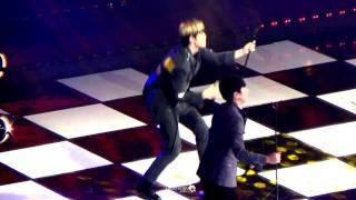 161130 MBN Hero Concert B.A.P - I Guess I Need You Ver.2 (ZELO focus)