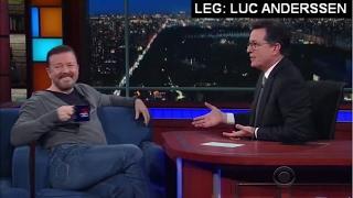 Ricky Gervais - Não Preciso ter Fé na Ciência