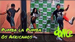 Pumba la Pumba - Os Africanos   Coreografia Oficial Fitdance