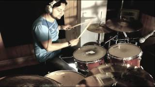 The Killers - Somebody Told Me drum cover by Yigo