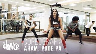 Aham, Pode Pá - MC Bin Laden - Coreografia |  FitDance - 4k