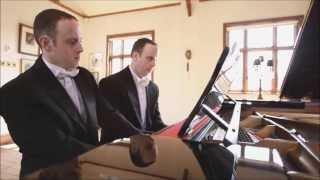 Robson Piano Duo. Panorama (Sleeping Beauty) Tchaikovsky/ Rachmaninoff.