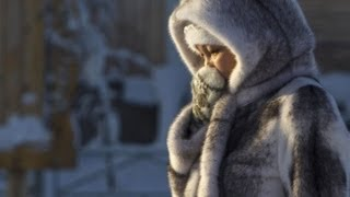 Coldest Village On Earth is Oymyakon Russia width=