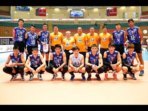 Thailand Vs Kazakhstan | 05 May 2017 | Asian Men U23 Championship 2017