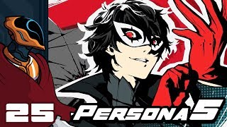 Let's Play Persona 5 [English] - PS4 Gameplay Part 25 - Memento