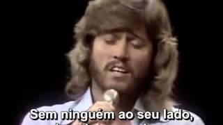 BeeGees - Run To Me(legendado)