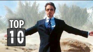 Top Ten Tony Stark Quotes - Iron Man Movie HD