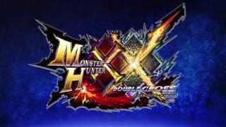 MHXX - Title Main Menu (HQ)