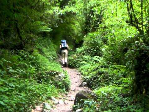 Annapurna Base Camp trek dag 2