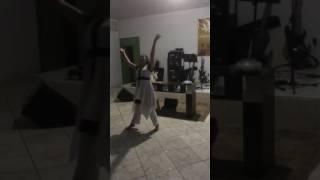 Jesus sorriu pra mim - Cover Gabriell Junior - Coreografia (Ministério de dança Kairos)