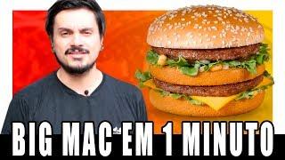 BIG MAC EM MENOS DE 1 MINUTO? - XEPA!