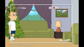 pyscho kid 2 torches christmas tree