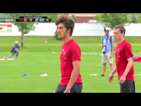 Video Thumbnail: 2014 U.S. Open Club Championships, Men's Pool Play: San Francisco Revolver vs. Boston Ironside