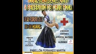 Javi & Belen (JB Kizomba) - Gala Benefica de la Cruz Roja 2017