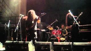 Sangre Caliente - El Prócer del Rock Nacional (The End Live 13-05-2012)