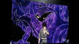 Drawing Sasuke Uchiha - Naruto! Speed drawing #19