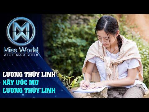 Hoa hậu Lương Thùy Linh Đắp đường Xây ước mơ | Đồng hành cùng Top 3 Miss World Việt Nam