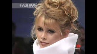 ERREUNO Spring Summer 1992 Milan - Fashion Channel