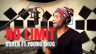 No Limit - Usher ft. Young Thug   Remix Cover   A.D. Scott