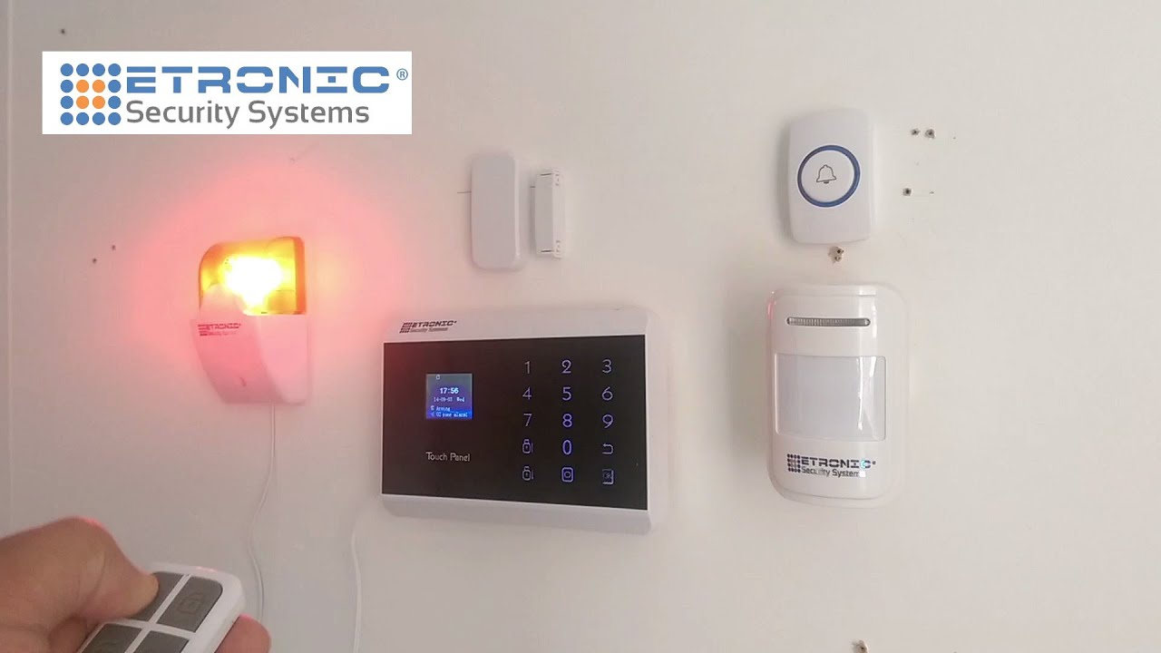 Home Security And Fire Alarm Systems Harmaston TX 77346