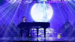 The Voice Brasil - Edu Camargo se apresenta na primeira noite de Shows ao Vivo