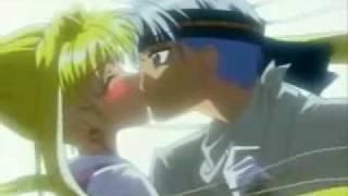 Anime kiss - I'm In Heaven When You Kiss Me