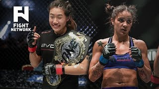 ONE: Dynasty of Heroes: Angela Lee vs. Istela Nunes - Fight Network Preview