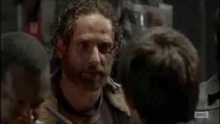 The Walking Dead - Run Boy Run (Woodkid)