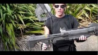 The Real Halo Reach Shotgun (Halo Reach weapon)