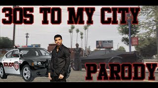 "Drake - 305 To My City (Music Video Parody) ""Cops In This City"" GTA V @2kProspect"