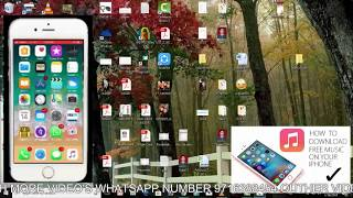 I phone  me music kaise Dwonlod kare Free me [FREE MUSIC] ( HINDI )