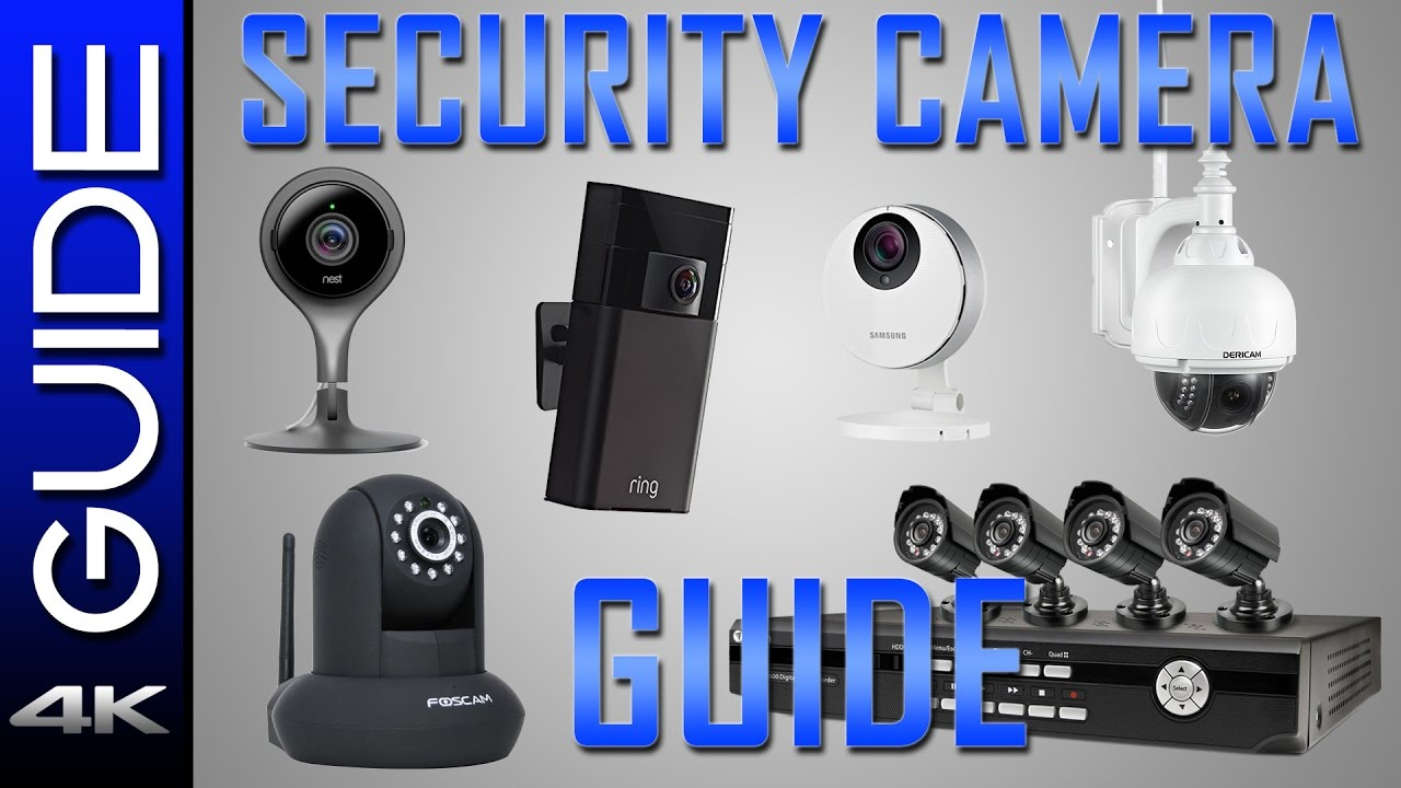 Video Security Camera Installation Dripping Springs TX