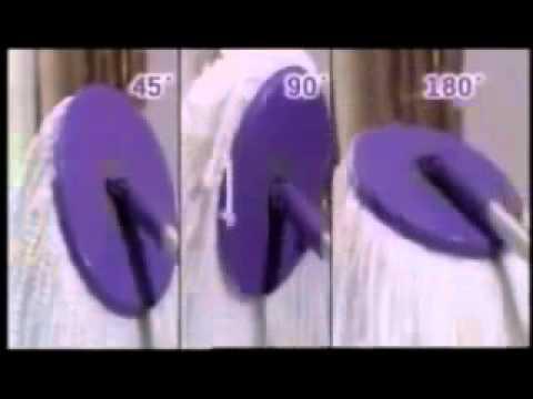 Magic Mop Otomatik Sıkmalı ve Döner Başlıklı Temizlik Seti