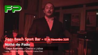 Tiago Azevedo - Cheira a Lisboa - 17 de Novembro 2011