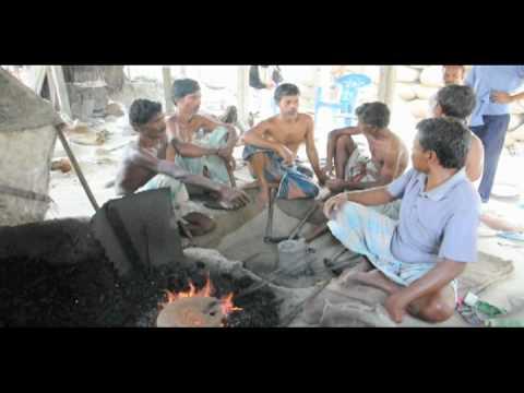 Bangladesh Metalwork – Hammerwork.mov