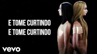 Lia Clark - TOME CUrtindo (feat. Pabllo Vittar) [Brabo Remix] (Lyrics - Letra)