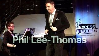 Phil Lee-Thomas live at The Pheasantry Chelsea