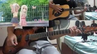 Fate/kaleid liner Prisma☆Illya 3rei!! プリズマ☆イリヤ ドライ!! OP【Asterism】Guitar cover
