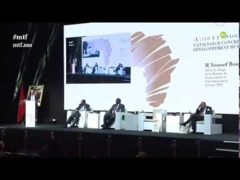 """Rediffusion du direct :  2ème et 3ème panel de la conférence Internationale : """"La Vision du Roi Mohammed VI pour le Co-développement"""""""