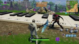 """""""Find the Sheet Music and Play the Sheet Music at the Piano in Retail Row"""" Week 6 Challenge Guide"""