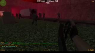 Counter Strike 1.6 Zombie Escape - zm_escapetrain NEMESIS MODE - CUSTOM SKINS 2017 1080p HD
