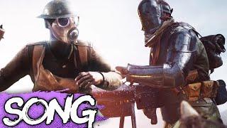 Battlefield 1 Song | Men Of Steel | #NerdOut