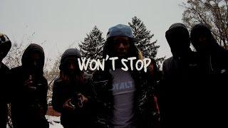 Lil Josh - Won't Stop [Prod. by Snapbackondatrack] (Official Music Video)
