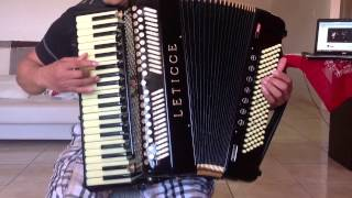 Video Aula Acordeon--O gaúcho e o cavalo.