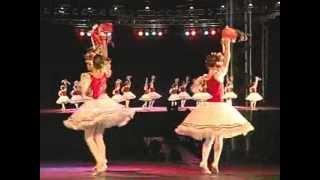 Napolitanas Ballet Vera Bublitz Bento em Dança 2012