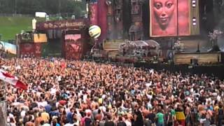 Hardwell & Showtek - That's How We Do, live @ Tomorrowland 2012