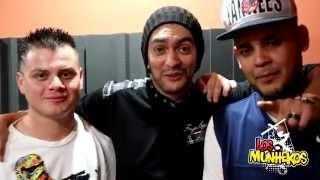 Los Munhekos Ft. Pibes Chorros - Fumando (Video Preview)