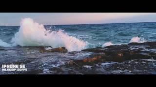 HUAWEI P9 - Film test camera vs iPhone SE width=