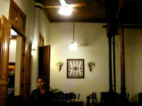 granada dinner @ El Tranvia Hotel Dario 2